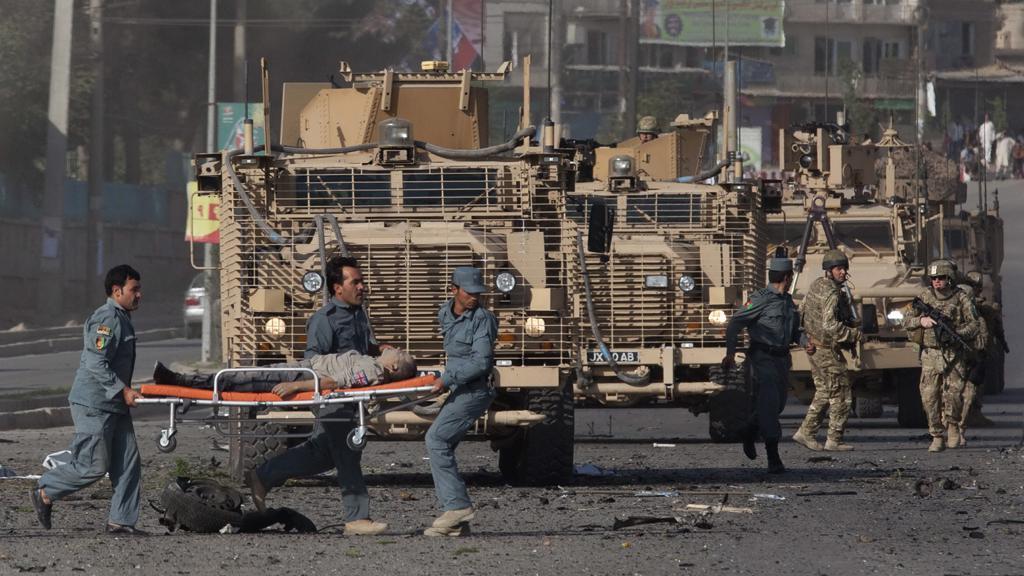 Tálibán zaútočil na British Council v Kábulu