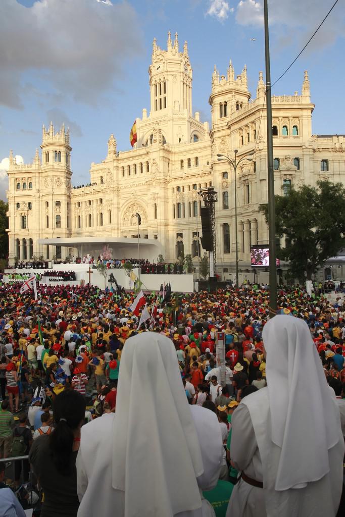Světové dny mládeže v Madridu