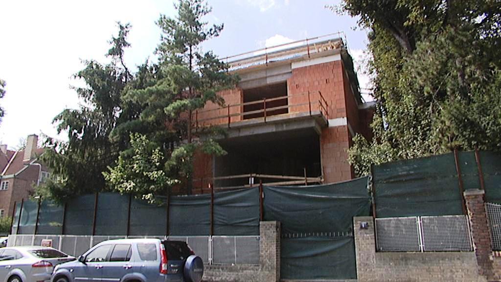 Nová vila v Bubenči