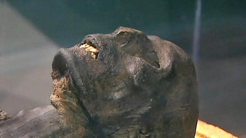 Vědci zkoumají mumii příbuzného faraóna Ramesse II.