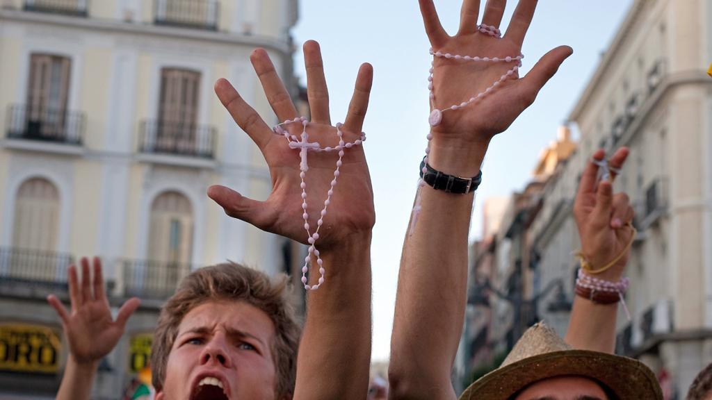 Katolické Světové dny mládeže v Madridu