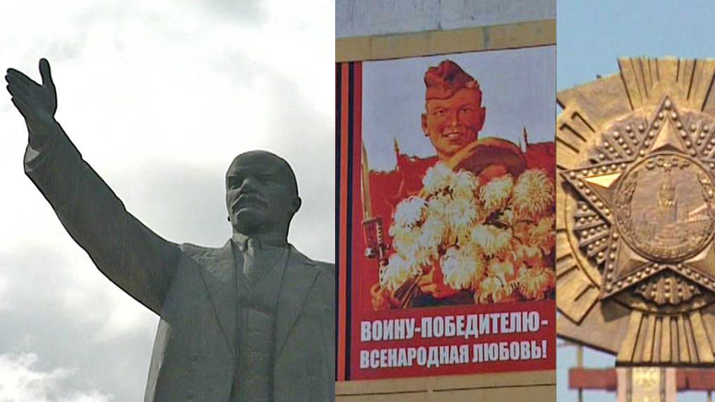 V Jakutsku jsou dodnes patrné stopy sovětské éry