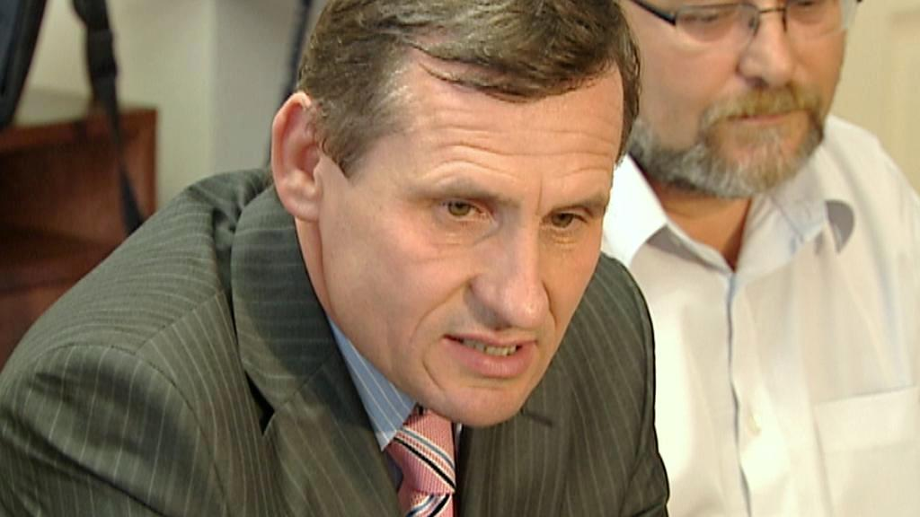 Senátor Jiří Čunek