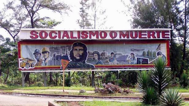 Che Ge na Kubě