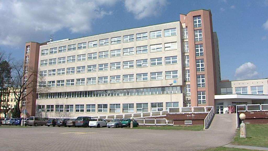 Pardubická nemocnice