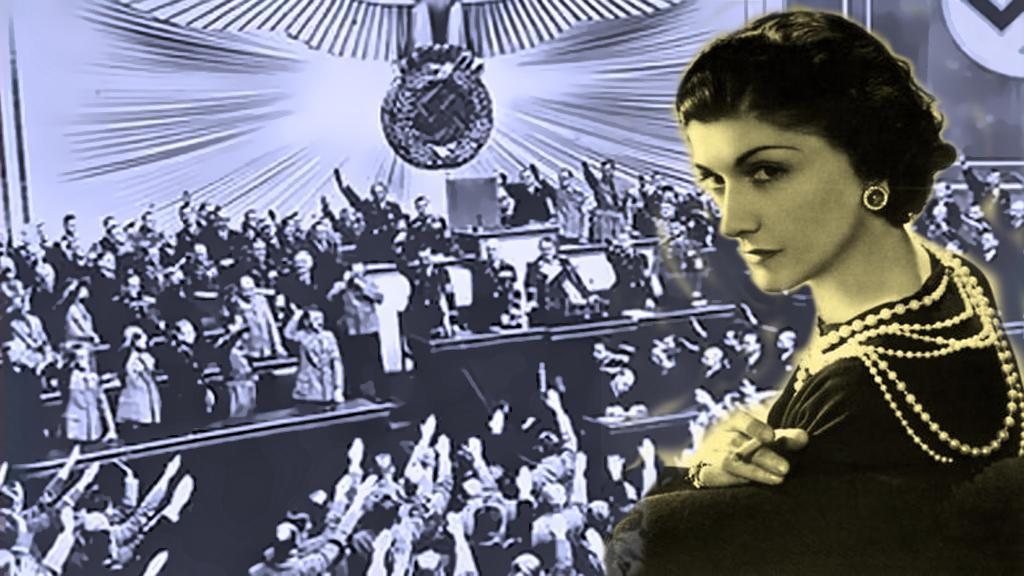 Coco Chanelová byla nacistickou špionkou