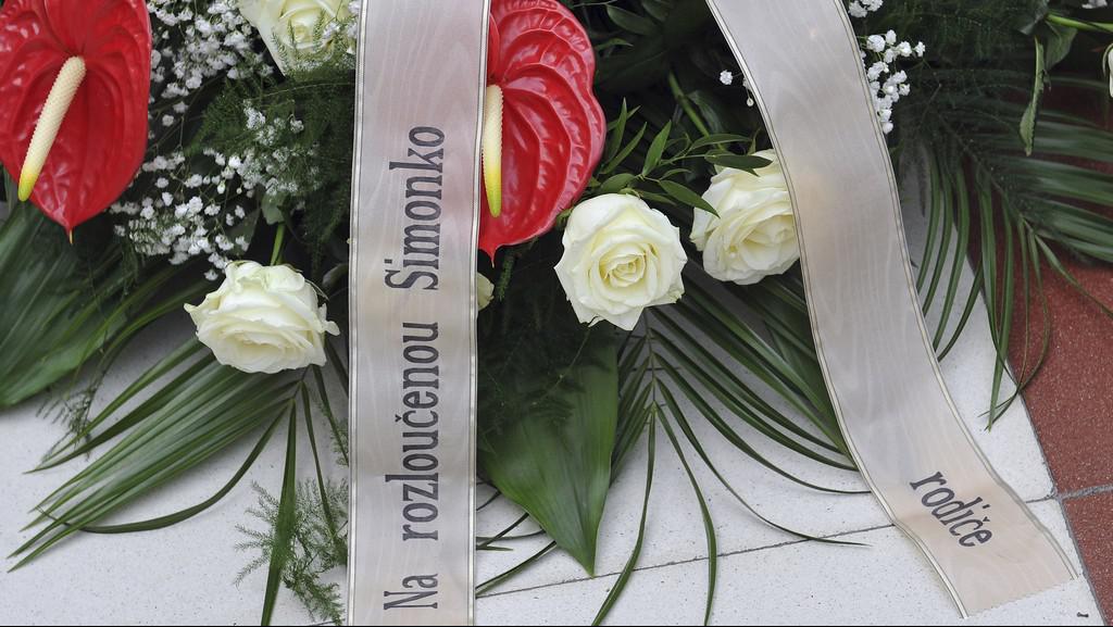 Poslední rozloučení se Simonou Monyovou