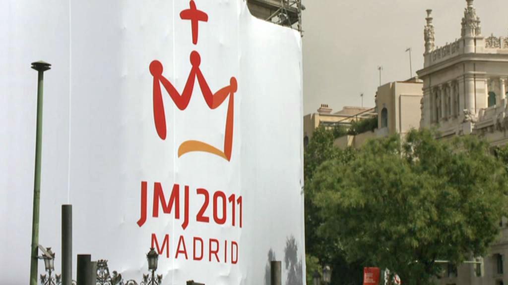 26. světové dny mládeže v Madridu