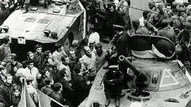 Invaze do Československa v srpnu 1968