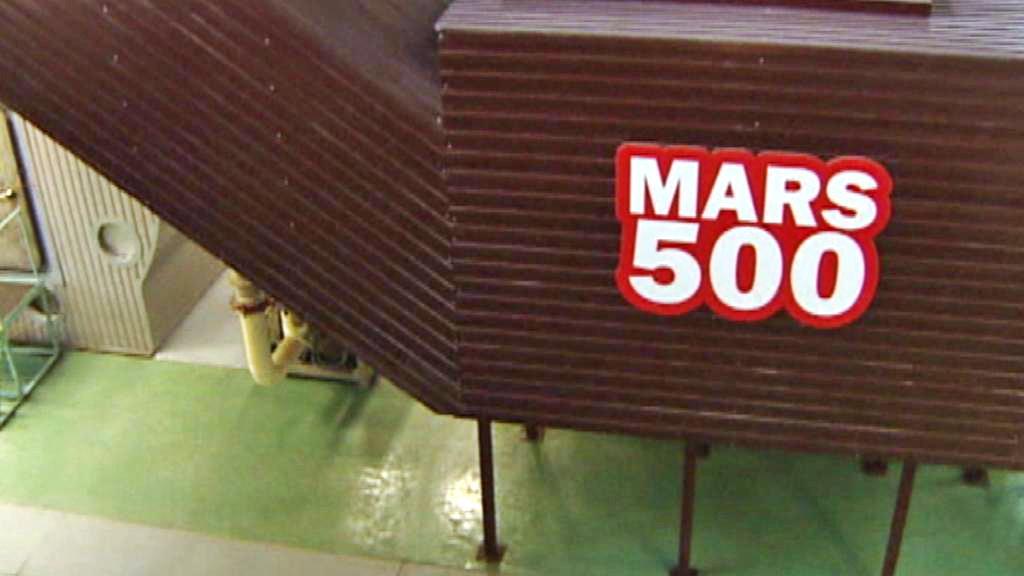 Projekt Mars 500