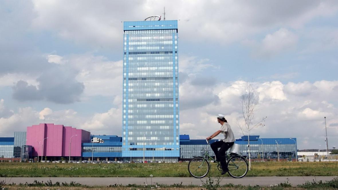 Budova AvtoVAZu