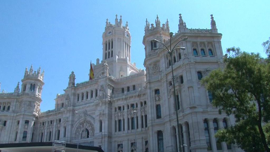Madridská radnice