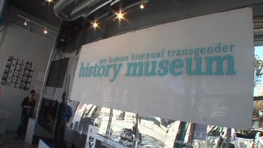 Muzeum gayů a leseb v San Franciscu