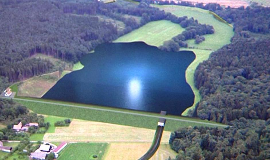Plán protipovodňové ochrany na Dědině