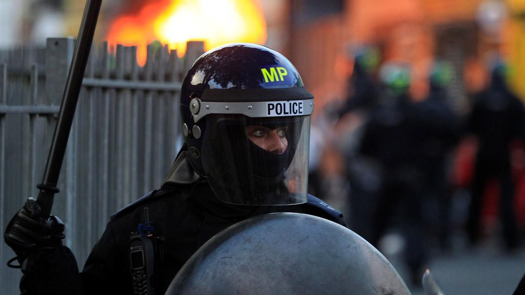 Následky londýnských nepokojů
