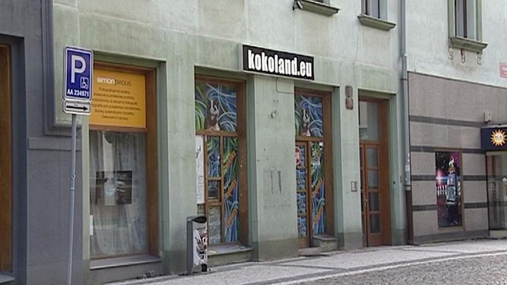Liberecký obchod s drogami