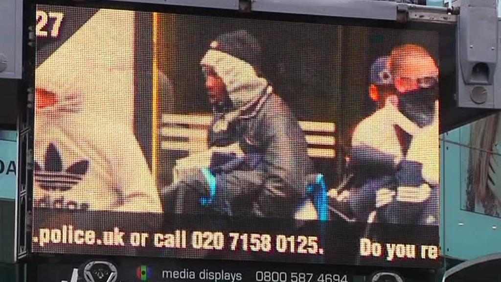 Hledání londýnských výrtžníků