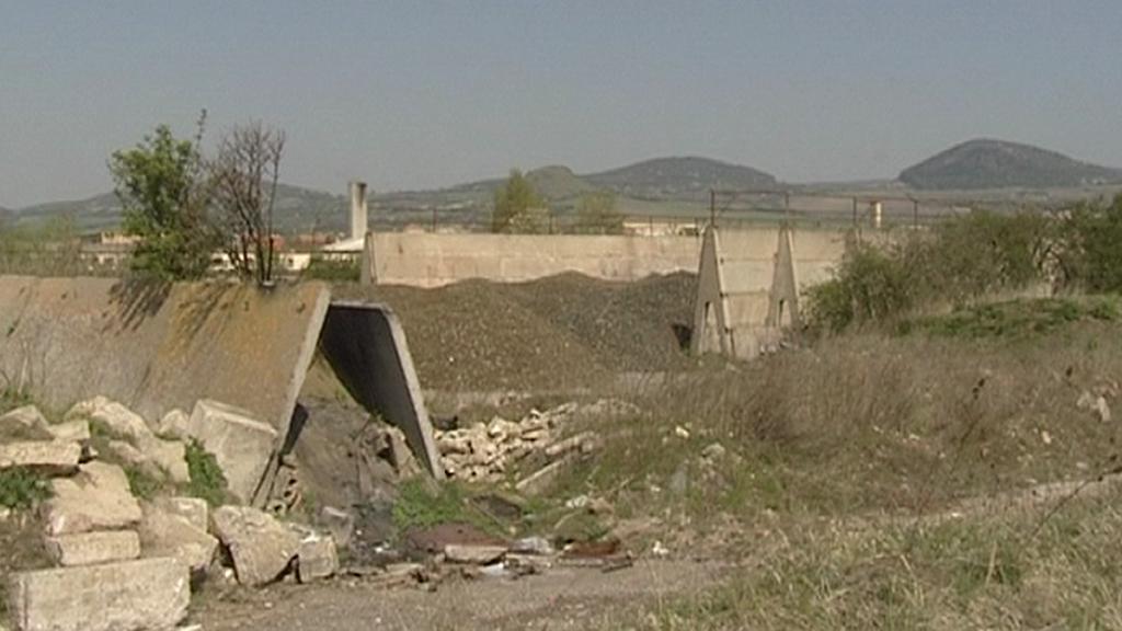 Odpad v Libčevsi