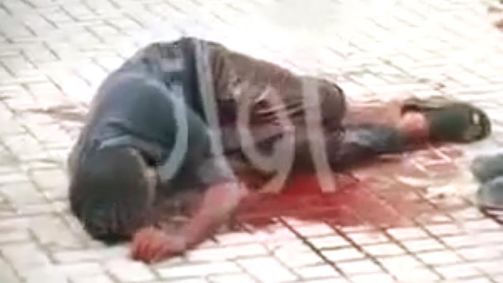 Umírající Sarfaraz Šáh