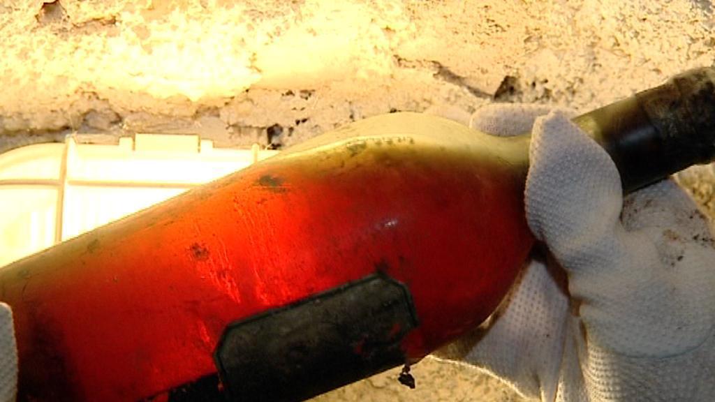 Stoleté víno z Bečova