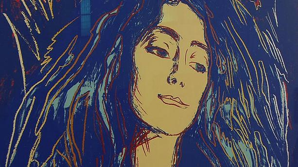 Andy Warhol / Eva Mudocci (podle Muncha)