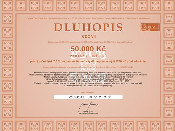 Dluhopis