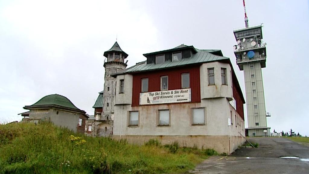 Hotel na Klínovci