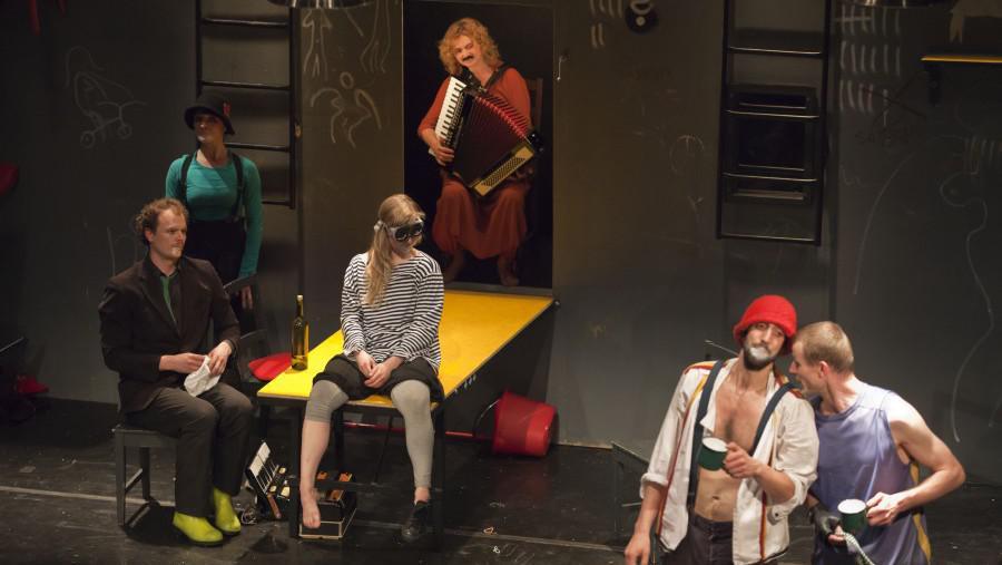 Spitfare Company / Bad Clowns