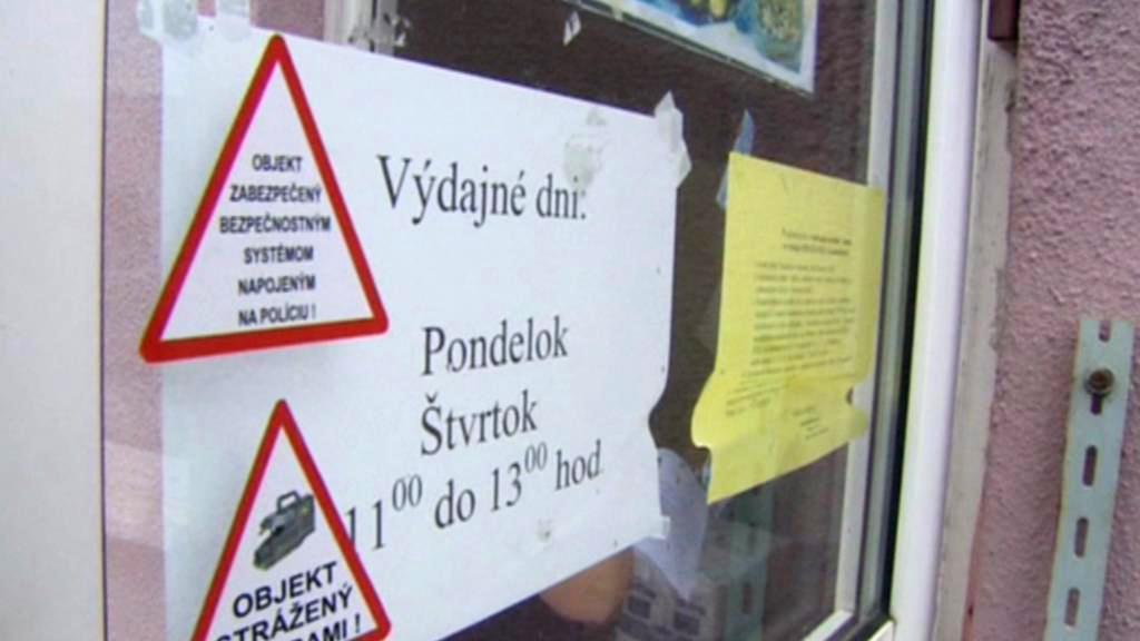 Slovenská výdejna zboží pro sociálně nejslabší