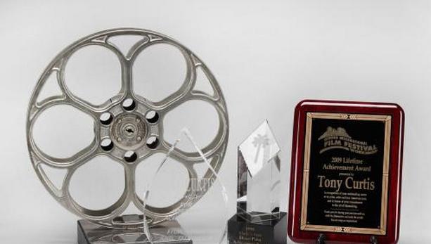 Sběratelské předměty Tonyho Curtise