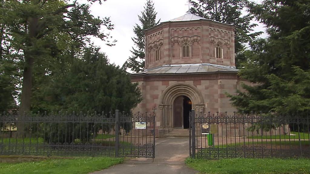 Harrachovská hrobka sv. Kříže