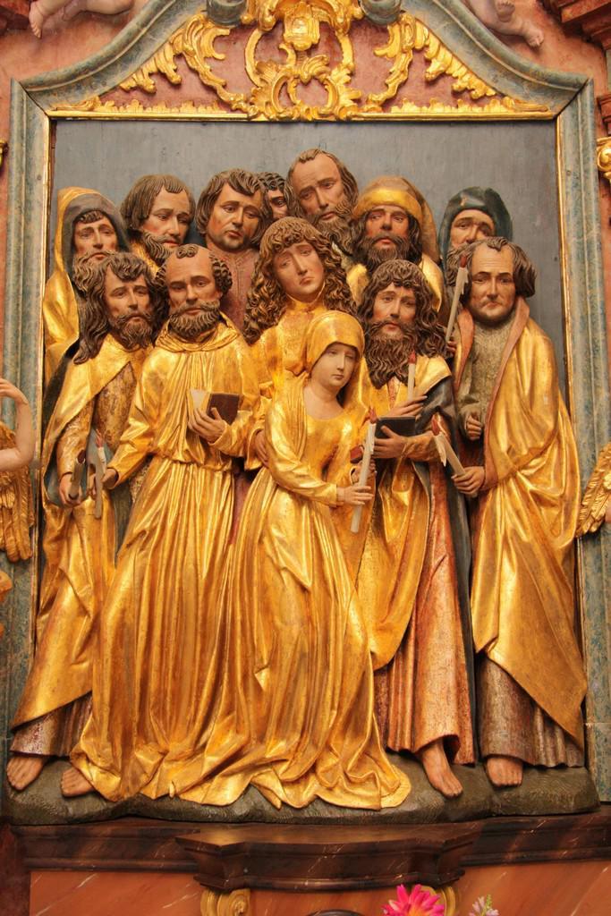 Smrt Panny Marie z Kájova