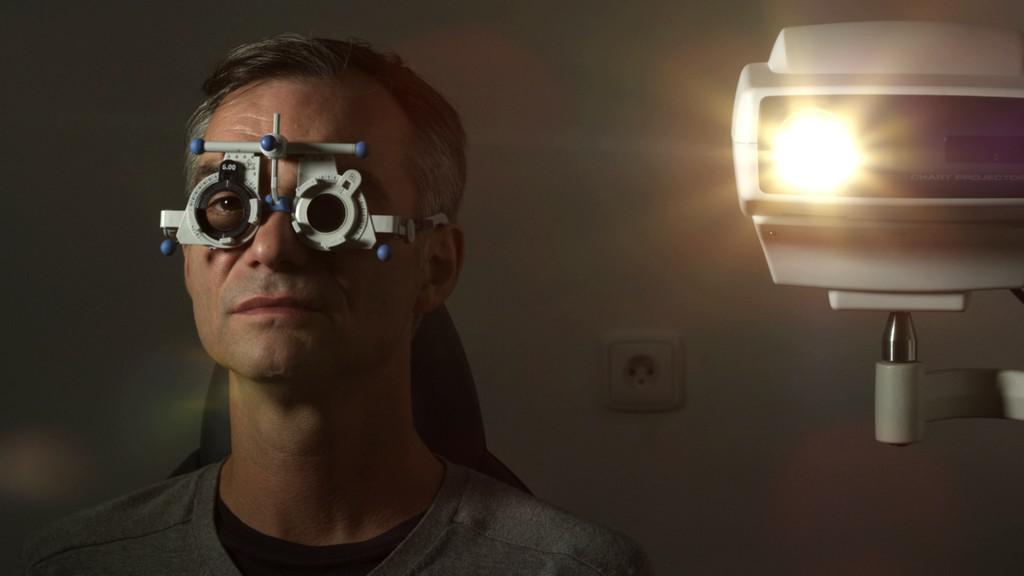 Ivan Trojan ve filmu Viditelný svět