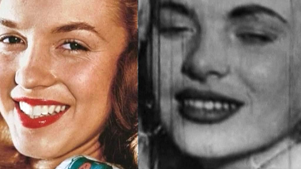 Je dívka v erotickém snímku skutečně Marilyn Monroe?