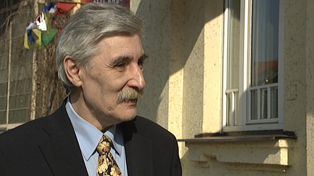 Předseda iniciativy D.O.S.T. Ladislav Bátora