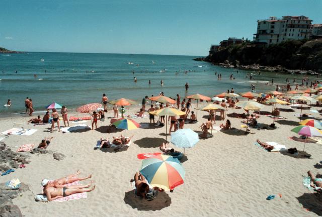 Bulharská pláž