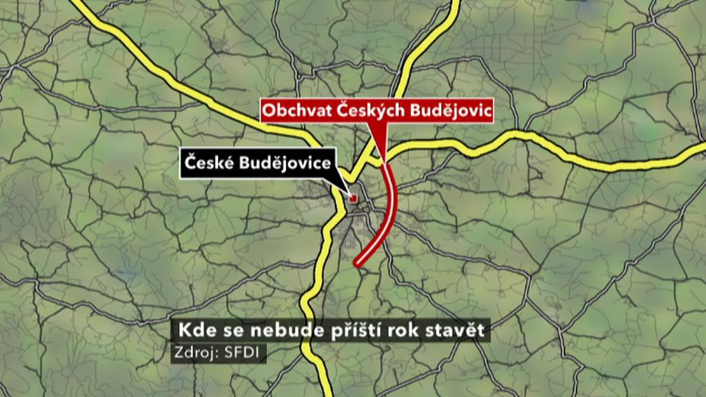 Obchvat Českých Budějovic
