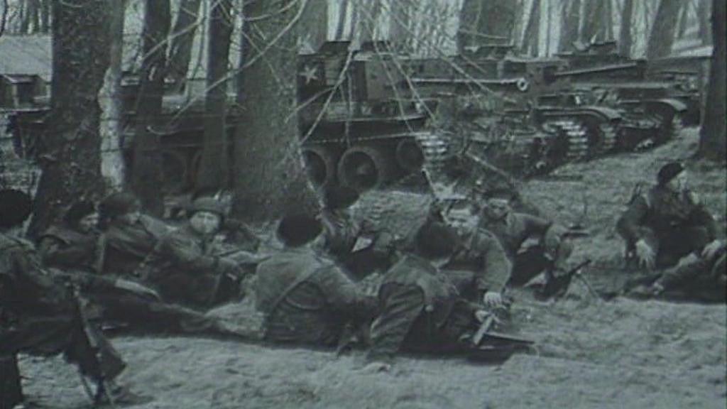 Vojáci u Dunkerque