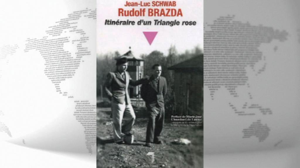 Kniha Rudolfa Brázdy