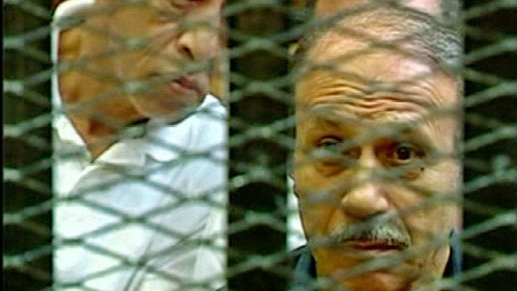 Habíb Adlí před soudem