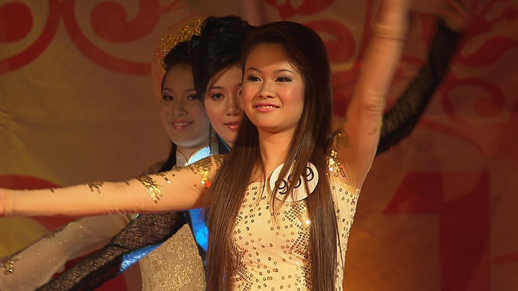 Soutěž Miss Vietnam 2001