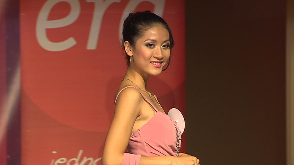 Vítězka soutěže Tran Thi Thuy Linh