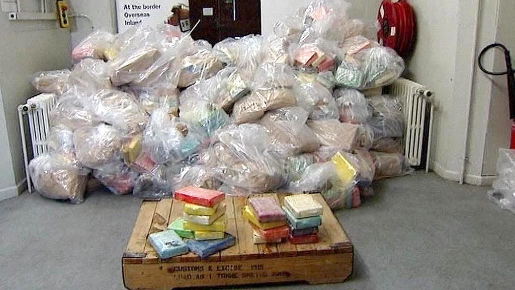 Rekordní zásilka kokainu