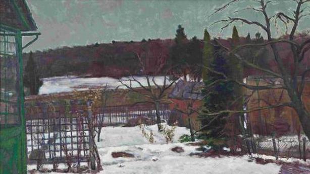 K. J. Sigmund / Zahrada (1955)