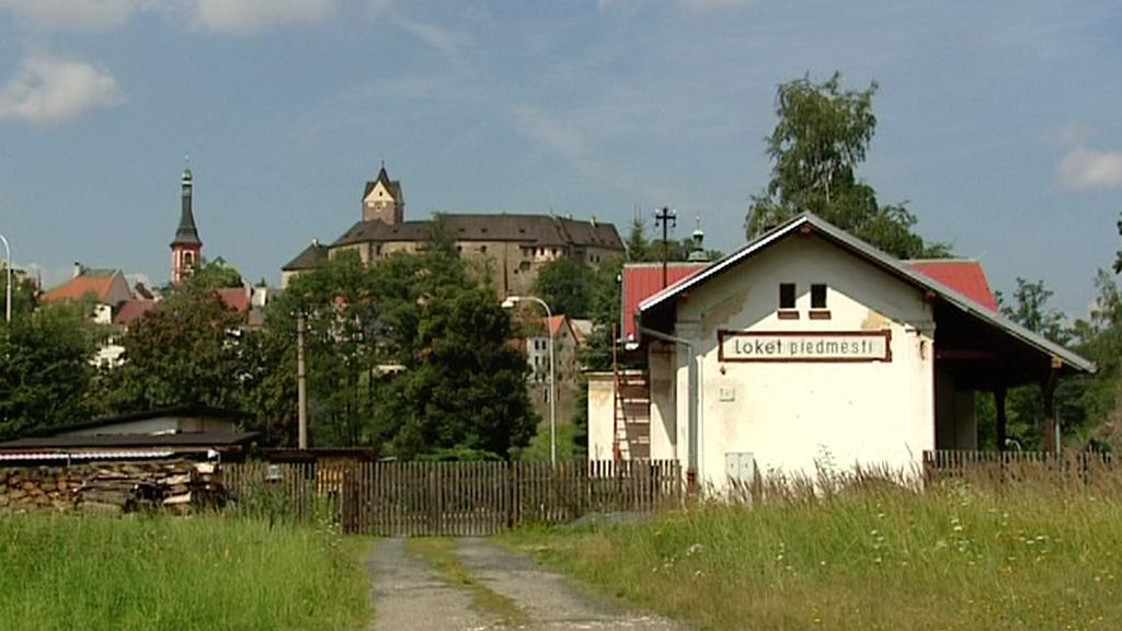 Stanice Loket-předměstí