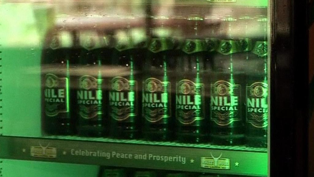 Chlazené pivo