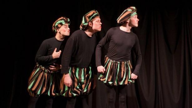 Theatre ARLEKIN Vilnius (Litva) / Why Is Love?