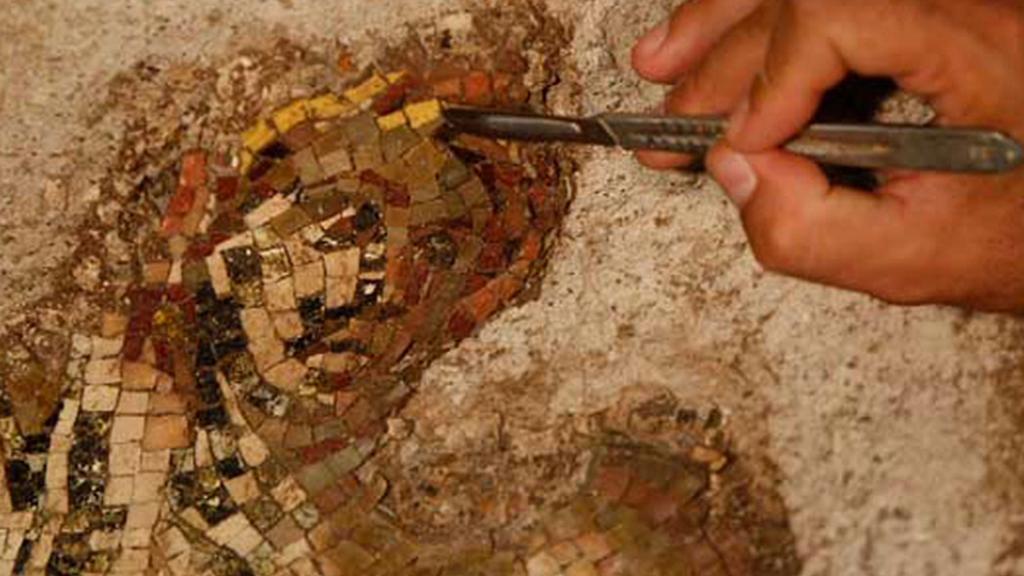Odhalená mozaika