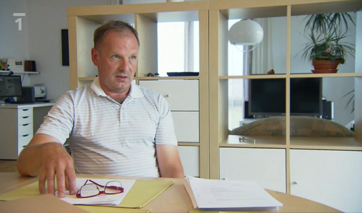 Zdeněk Řepka, bývalý podílník CS Fondů