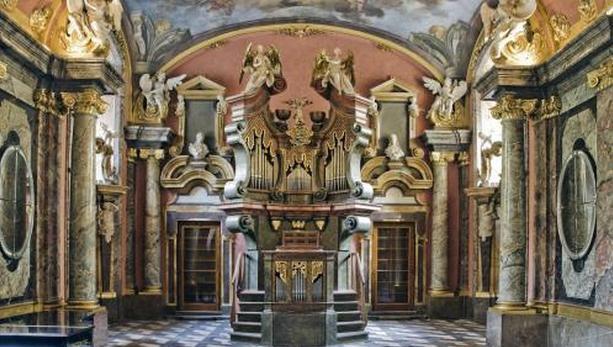 Klementinum / Zrcadlová kaple